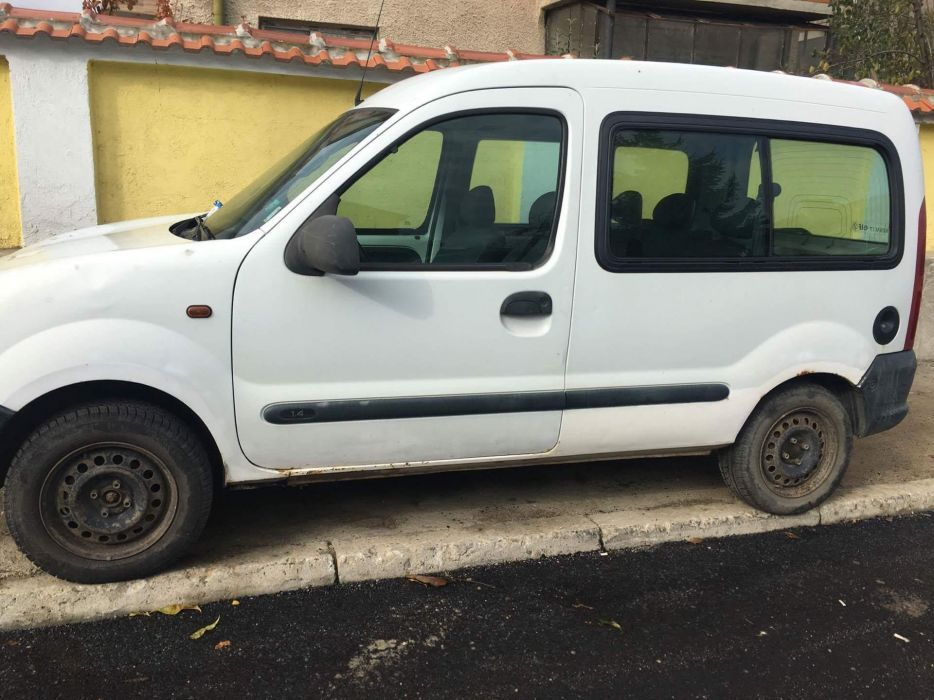 Renault Kangoo Reno 1.4 На части !