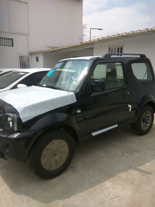 Vende-se Suzuki Jimmy 2018.