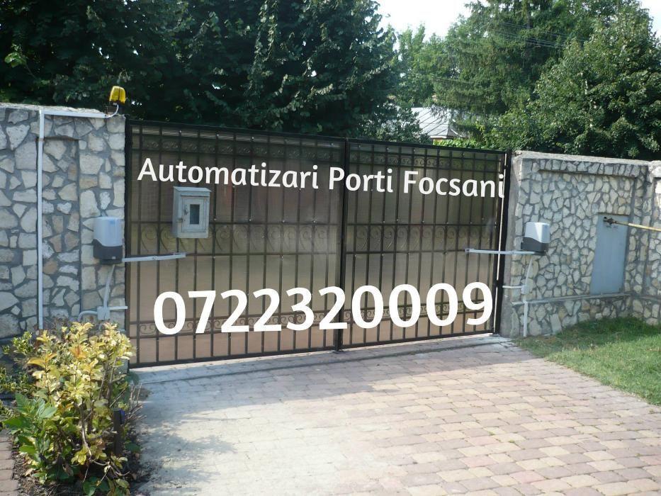 Reparatii sisteme de automatizare porti ,rulouri,usi de garaj.