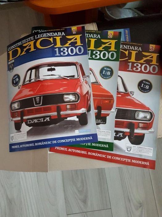 Vand costruieste Dacia 1300 numerele 1 2 si 3