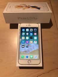 Apple iPhone 6s Plus 64Gb na caixa selado.