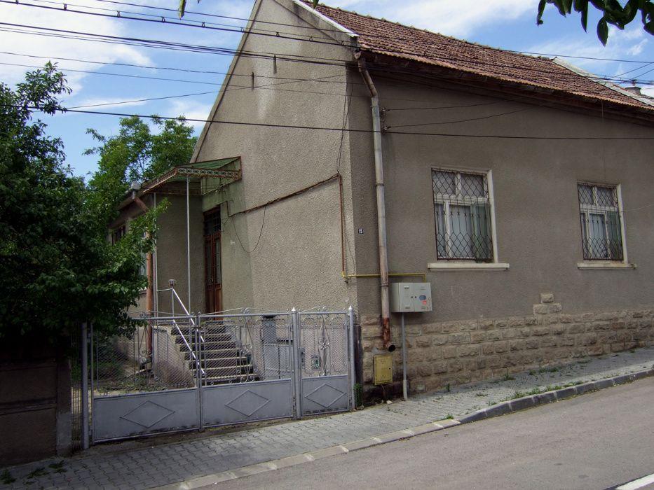 Casa piatra 100mp 1937 CF gradina 700mp garaj/anexa 40mp zona buna DEJ