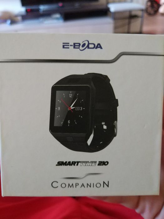 Smartwatch e-boda smarttime 210