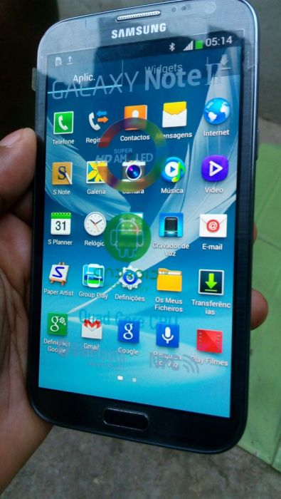 Galaxy note2 32GB 2chips