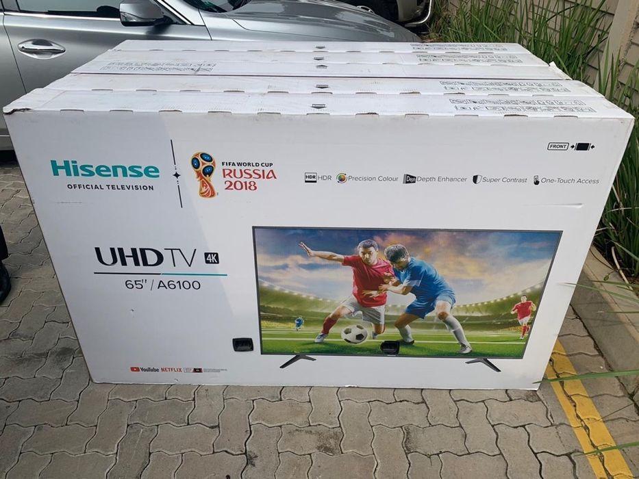 """Hisense 65"""" UHD TV 4K Polana - imagem 3"""