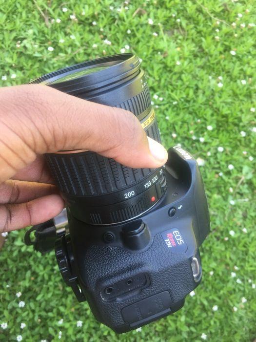 Vendo Canon 700d