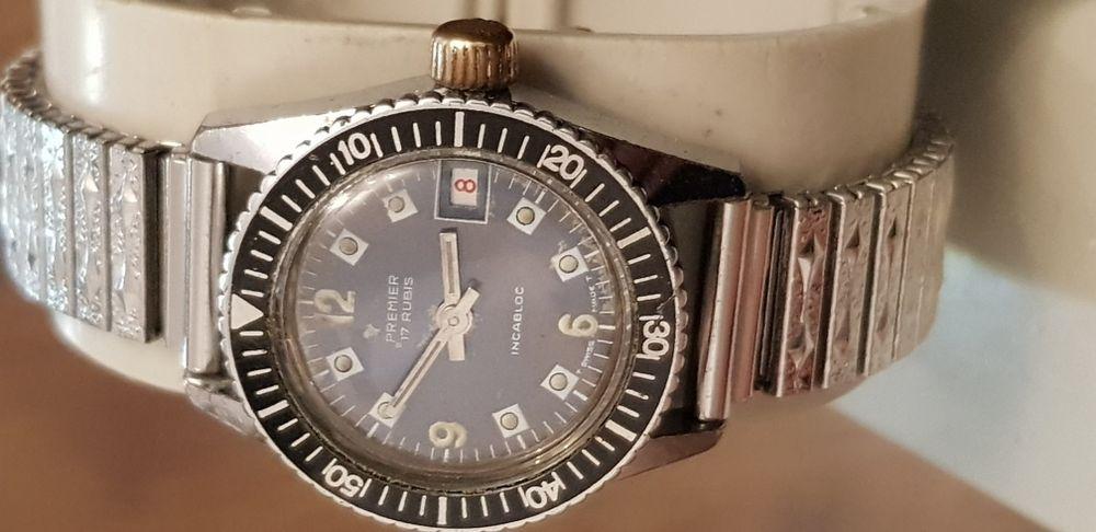Ceas elvețian Premier - Diver - Dama - 27 mm