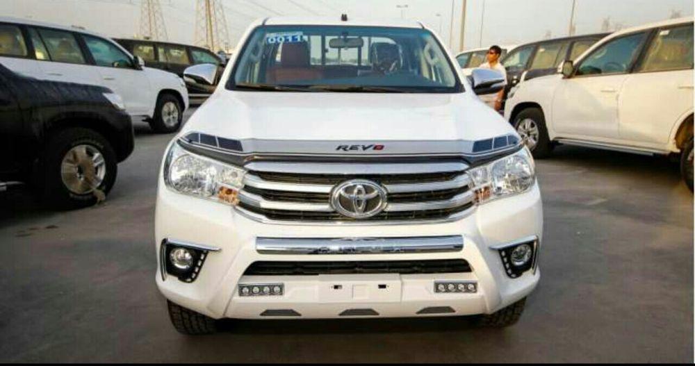 Toyota Hi- lux Avenda