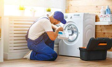 Repar masini de spalat rufe la domiciliul clientului - Ofer Garantie