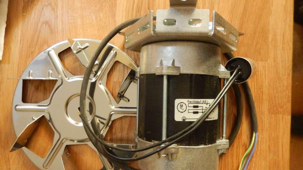 ventilator cazan lemn Buderus Logano Brasov - imagine 3