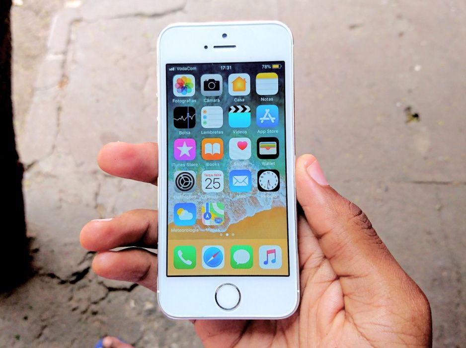 Apple iPhone 5s 64GB/Gold Edition Aproveite !