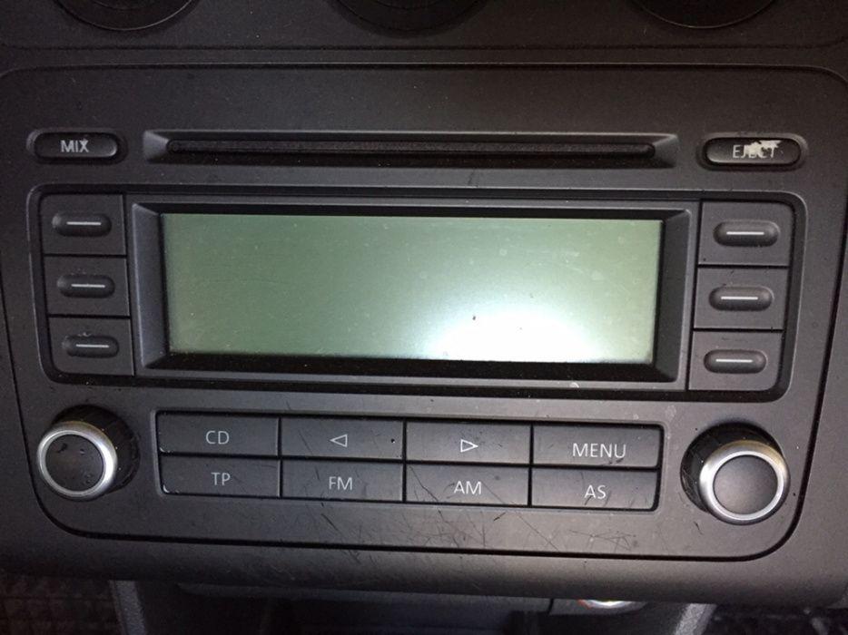 Radio cd original golf 5 caddy touran