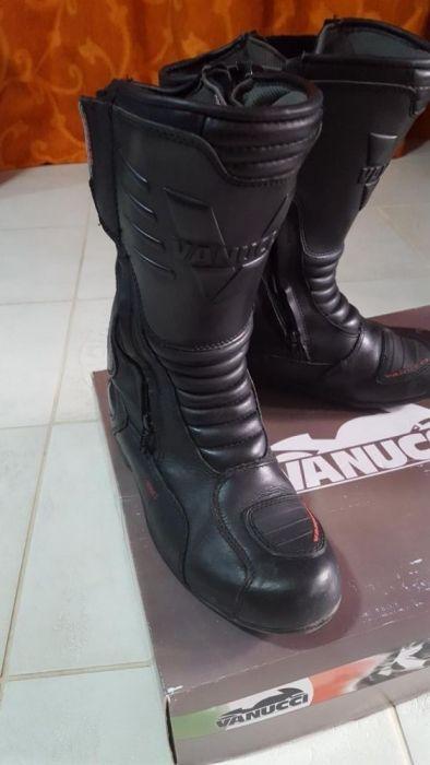 Cizme moto Vanucci Special Edition