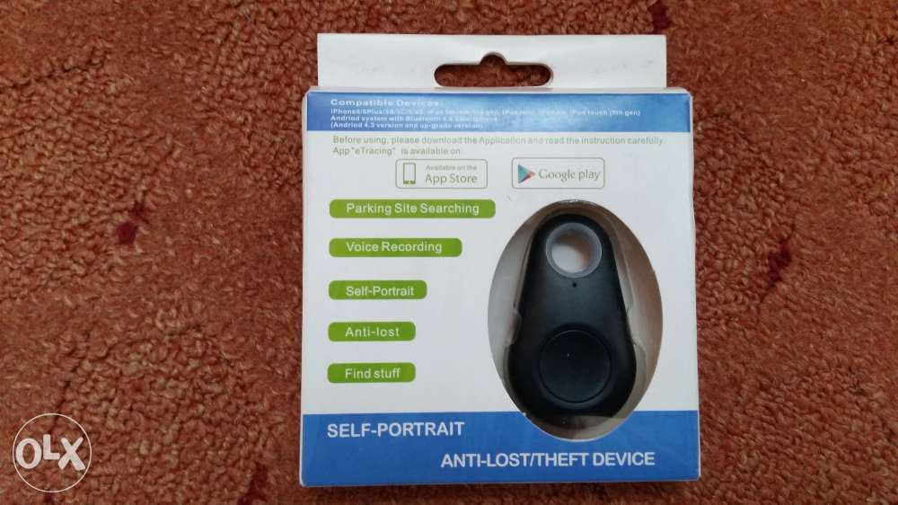 Breloc inteligent Anti Lost, bluetooth v4.0 iTag IT-06 wireless