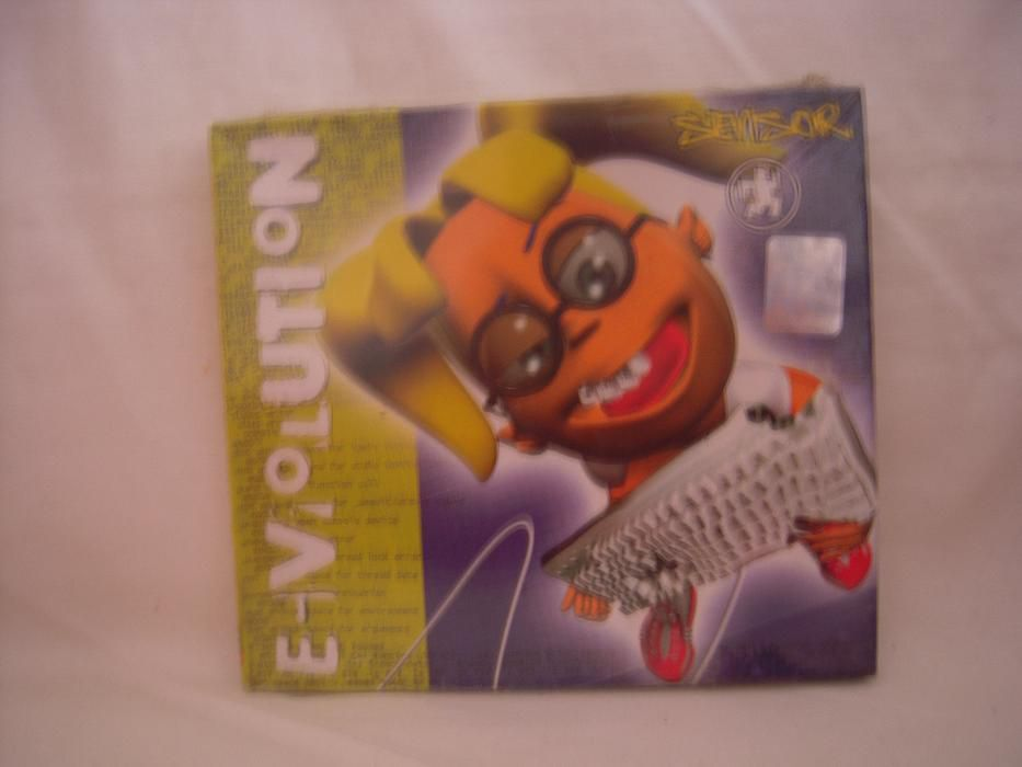 Vand cd Sensor-Evolution.original,sigilat,cu holograma!