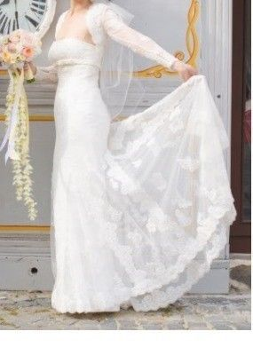 Rochie Mireasă - PRONOVIAS (Barcelona)- White One Tango