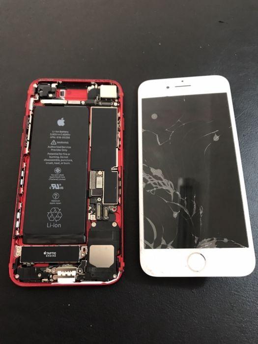Смяна на стъкло на Iphone 7 и Iphone 7+