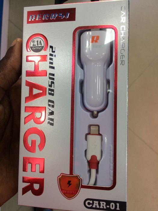 Car charger pra IPhone