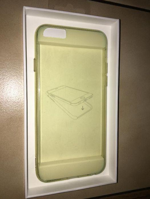 Husa silicon iPhone 6/6s
