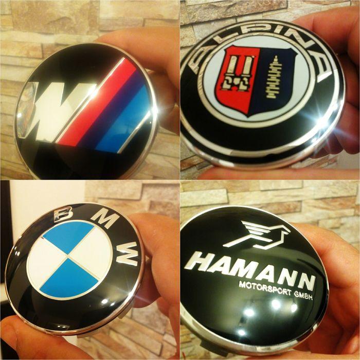 BMW - M - set 4 capace pentru jante de aliaj