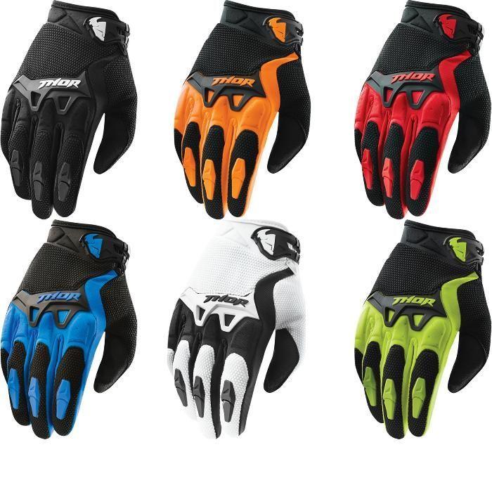 Кросови ръкавици - детски Thor S15Y Spectrum Нови! cross