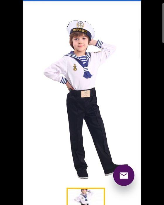 Прокат костюмов моряка и морячки!