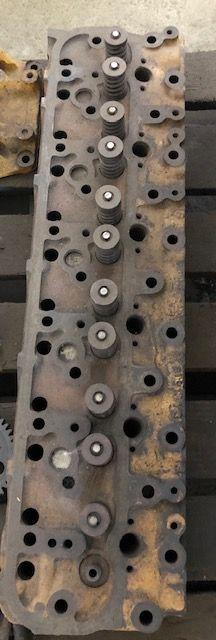 Cabeça do motor para Komatsu