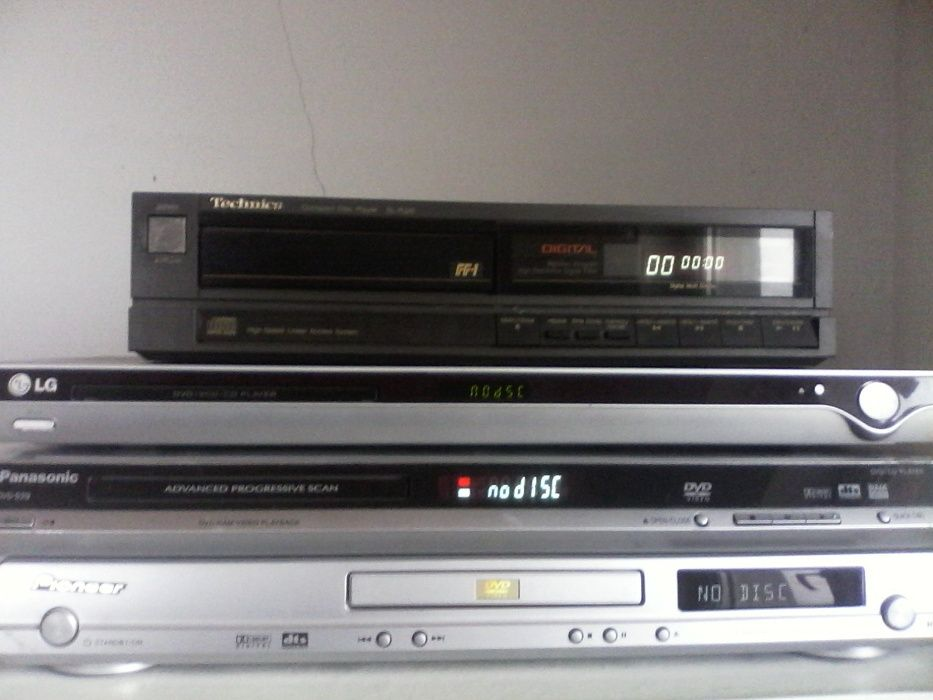 dvd player VHS