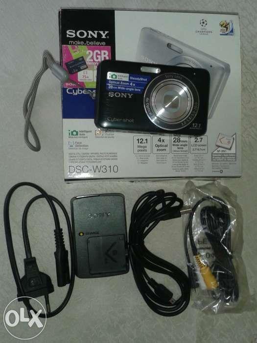 Sony Cyber-shot DSC-W310/B