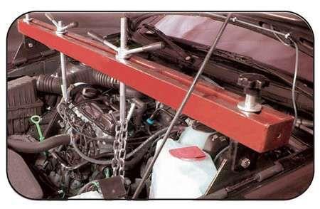 Греда за Двигател, 500 кг, Професионална гр. Велико Търново - image 2