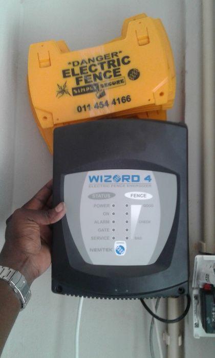 cerca eletrica sul africana venda e montagem promoção