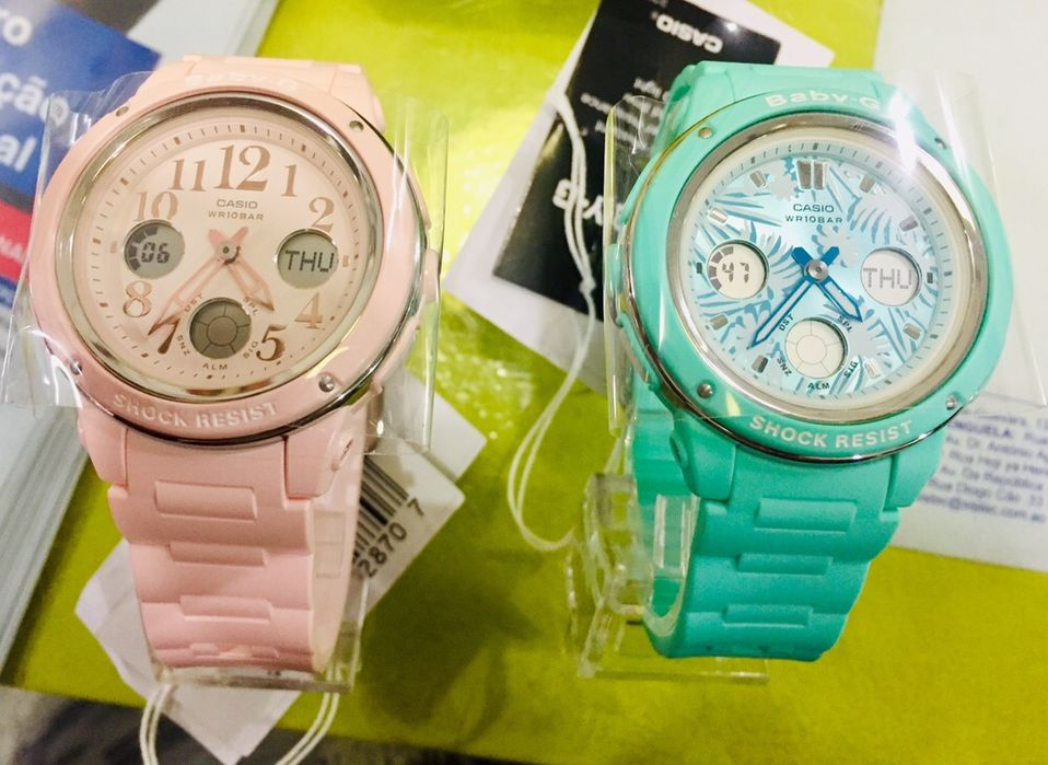 Relógio Casio Babby-G Novo