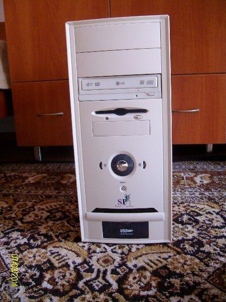 Настолен компютър + Lcd Монитор LG
