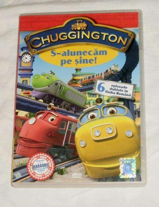Chuggington DVD desene animate dublate