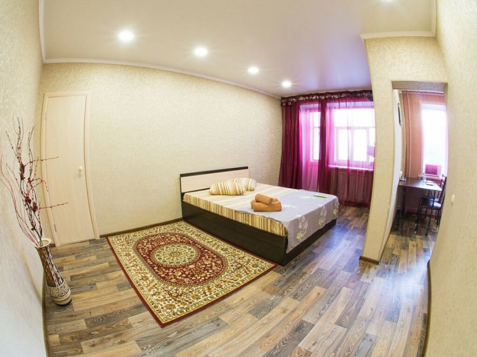 Романтическая квартира в центре, пр.Аль-Фараби