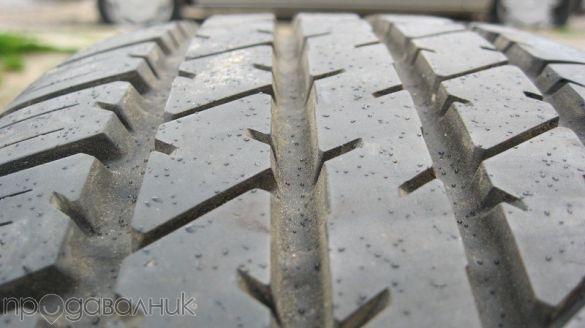Мерцедес джанта с гума 15-ка / резервна /