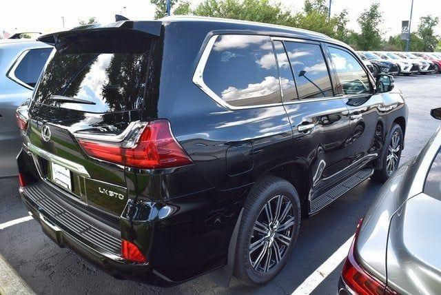 Lexus 570 Porto Amboim - imagem 3