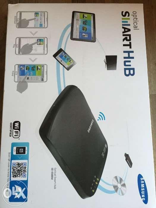 Samsung Optical SmartHub SE-208BW- nou