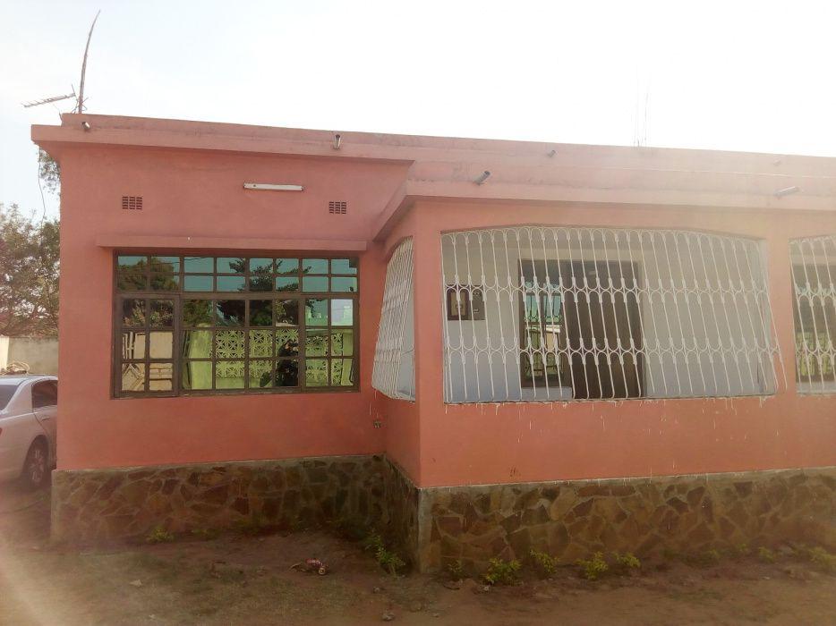 Arrendamento T3 placa na Vila de Marracuene perto de Moza Banco