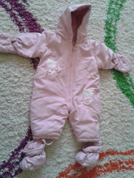 Бебешки гащеризон - космонавт