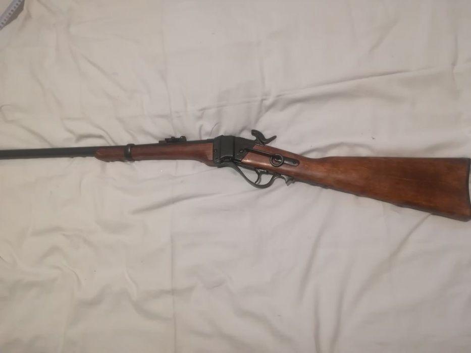 Армейска бойна карабина Sharps 1859, РЕПЛИКА на легендарната пушка