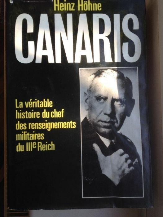 Canaris, Rommel et General MacArthur (in franceza)