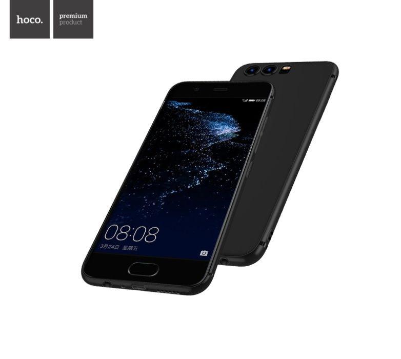 Husa slim mata TPU fin si moale Hoco, Huawei P10 PLUS back cover negru