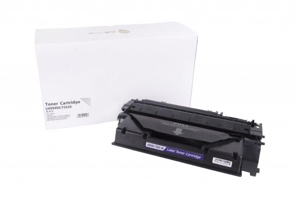 Чисто нови съвместими тонер касети HP 49X, 53X, Q5949X, Q7553X