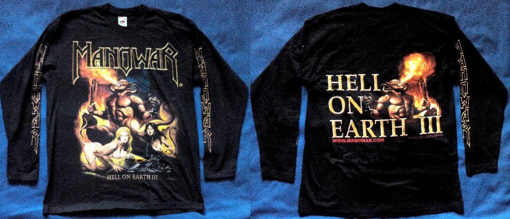 Оригинални тениски и пуловери Rock & Metal