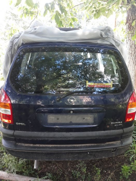Opel Zafira A 2.0 dti