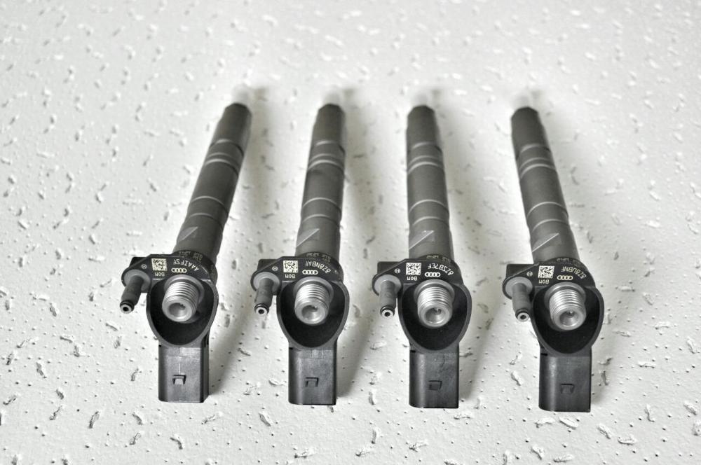Инжектори, пиезо дюзи audi 3.0 Tdi, 2.7 Tdi, A6, A4, A5 #059_130_277