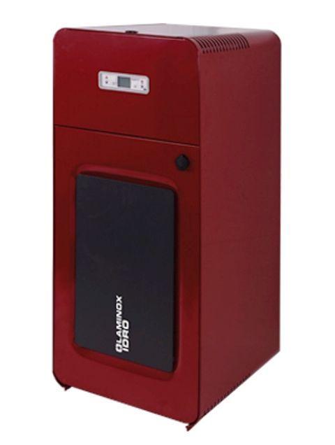 Cazan peleţi nou Laminox Italia 13 kW Hidra 13 R/C cu TVA inclus
