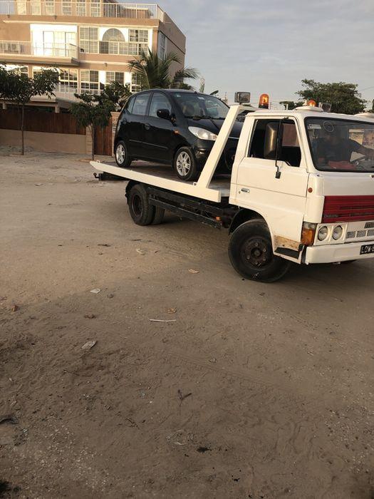 Reboque Mazda-turbo