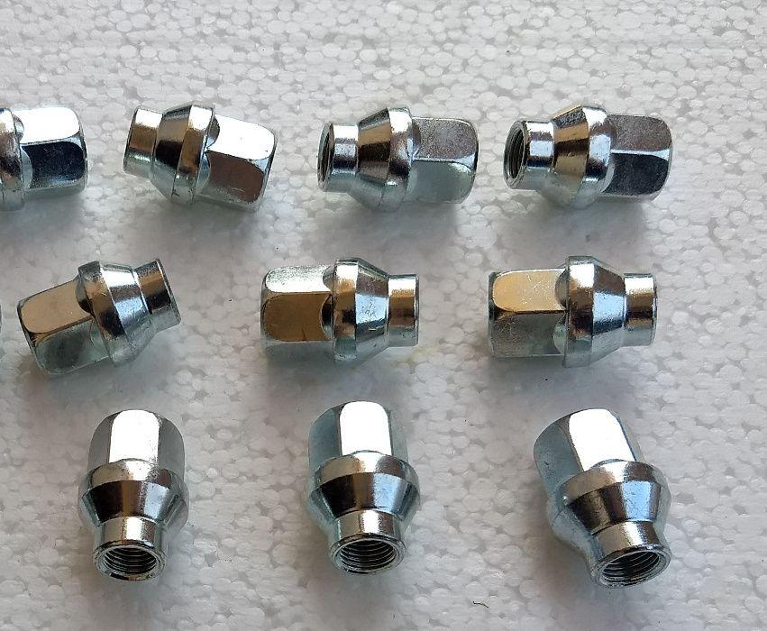 Piulite cu guler pt Offroad SUV 4x4 - M12 x 1,5 si M12 x 1,25